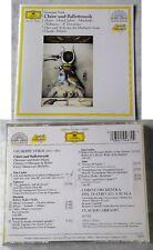 CLAUDIO ABBADO Verdi Chöre und Ballettmusik .. 1985 deutsche Grammophon CD