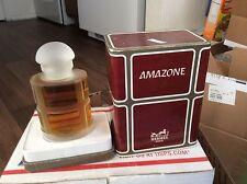 Perfume Hermès Amazone Pure Extrait Parfum Splash 2.0 oz 60ml In Crystal Flacon