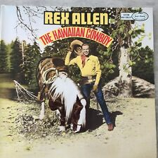 REX ALLEN: The Hawaiian Cowboy (Bear Family BFX 15192 / Picture Disc / FOC / NM)