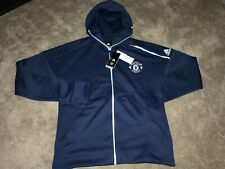 NEW Adidas Manchester United Training Zne Navy Anthem Jacket CY6102 Size M $130