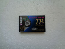 Vintage Audio Cassette BASF TP II 90 * Rare From Germany 1993 *