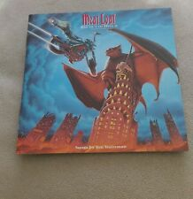 MEAT LOAF Bat Out Of Hell II Back Into CD Wasted Youth Lost Boys & Golden Girls