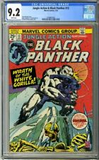 Jungle Action & Black Panther #13 (1975) CGC 9.2 White Pages