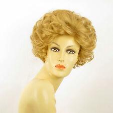 Perruque femme courte blond doré KIMBERLEY 24B