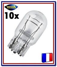 """10 Ampoules Vega® """"Maxi"""" W21/5W T20 GX3x16d 12066 Position Arrière Stop 12V"""
