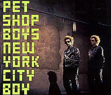 PET SHOP BOYS 'NEW YORK CITY BOY' RARE UK PROMO