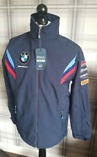 BMW soft shell jacket size medium chest 42' brand new tag official merchandise