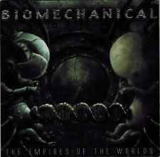 BIOMECHANICAL - The Empires of the Worlds (CD 2005)