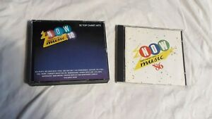 NOW THATS WHAT I CALL MUSIC 10 & NOW 1986, AMAZING 80'S CD ALBUMS,VGC,RARE!