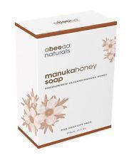 Abeeco of NZ Manuka Honey Soap Five Soap Gift pack 375g
