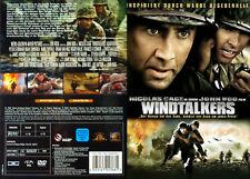 Windtalkers, Nicolas Cage, 2.Weltkrieg, Inspiriert durch wahrer Begebenheit,DVD
