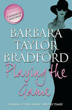 Playing the Game by Barbara Taylor Bradford (Paperback) New Book
