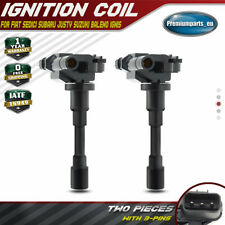 2x Ignition Coil for Suzuki Aerio Swift Jimny Carry Ignis Baleno SX4 Fiat Sedici