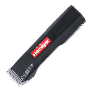 Heiniger Saphir Basic Cordless Clipper with #10 Blade