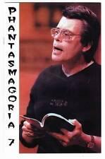 PHANTASMAGORIA #7 - 1998 STEPHEN KING fanzine - news and reviews