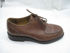 Kenneth Cole New York brown Italian oxfords Mens dress formal shoes 9.5M 08265