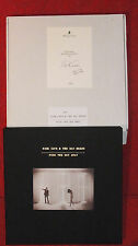 """NICK CAVE & THE BAD SEEDS """"Push The Sky Away"""" Limited Box #206 signed"""