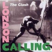 Parche imprimido /Iron on patch, Back patch, Espaldera / - The Clash, I