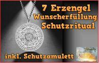 Siegel der 7 Erzengel & kraftvolles Profiritual Schutz & Wunscherfüllung