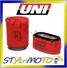 FILTRO ARIA UNIFILTER SPUGNA DOPPIO STRATO MADE IN USA SUZUKI GSXR 750 1998