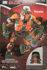 Mega Bloks Transforming Blok Bots Toxic 9339