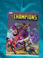 THE CHAMPIONS VOL. 2, 1st Print, 2007, FC, 214 pgs, VERY FINE MINUS Condition