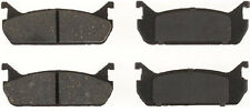 Rear Brake Pads 91-95 Ford Escort Mercury Tracer