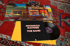THE BAND LP MOONDOG MATINEE 1° ST ORIG CANADA 1973 EX++ CON SOVRACOPERTINA