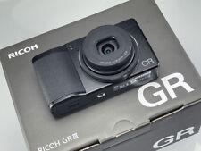 Excellent Ricoh GR III Digital Compact Camera Black 24MP 28mm f2.8