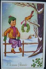 Ab 1945 Neujahrskarten