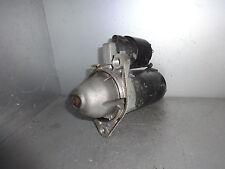 Opel Vectra B 2,0 16V Automatik Anlasser Starter Bosch 0001107045