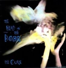 Cure Head on The Door LP 10 Track 180 Gram Back to Black Repress With Inner Slee