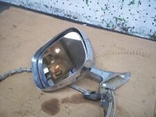 1960'S 1970'S CAR REMOTE OUTER MIRROR FORD CHEVY PLYMOUTH # TFN-2 9614195 CHROME