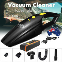 Vacuum Cleaner Handheld 120W/12V Cordless Wet Dry Car Home Portable  W *