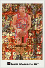 1996 Futera NBL (Australia Basketball) Card All Star Subset ASS1: Andrew Gaze