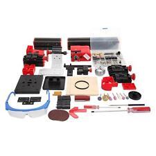 Mini Machine polyvalente de 6 en 1 Kit bois métal mou bois Outil bricolage Tour