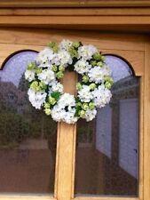 Fabric Wreaths Flowers