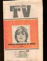 TV Democrat & Chronicle December 6-12 1981 Brenda Vaccaro EX 022317nonjhe