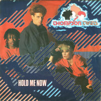 "Thompson Twins Hold Me Now 1983 UK Arista 7"" Vinyl Single A2/B1 Matrix"