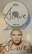 Jessie J: Alive - Cd Album (2013) 13 Tracks - DISC AND FRONT COVER ART ONLY