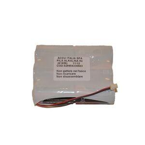 Panasonic pacco batteria compatibile x sirena Gt casa alarm gt 2380