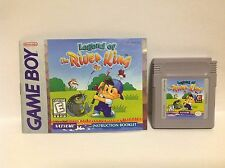 Legend of the River King w/ Manual - Nintendo Gameboy