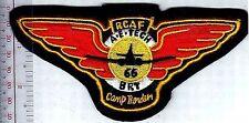 Canada Royal Canadian Air Force RCAF Camp Borden Aero Engine Technician 8 RT 196