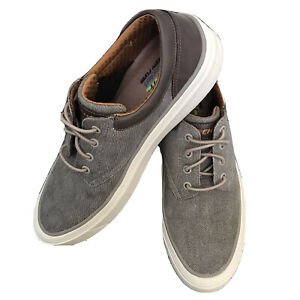 Skechers Men Viewport-Talson Canvas. Slip-On Sneakers Shoes.Casual.New.Sz 9