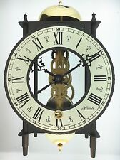 Hermle Bonn Skeleton 8 day Table Mantle Clock Model # 23001-000711