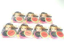 Seventeen Face Makeup Shine Control Compact Pressed Powder Puffs 7 Sets 14 puffs