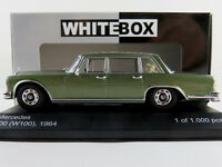 WhiteBox WB176 Mercedes-Benz 600 (1964) in grünmetallic 1:43 NEU/OVP