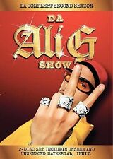 Da Ali G Show - The Complete Second Season (DVD, 2005, 2-Disc Set) WORLD SHIP