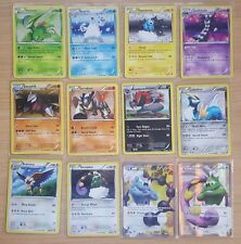 Pokemon cards Black and White Emerging Powers Holos and Full Arts Mint Condition