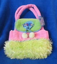 Ganz Webkinz Plush Pink Carrier HC-100 Code Included
